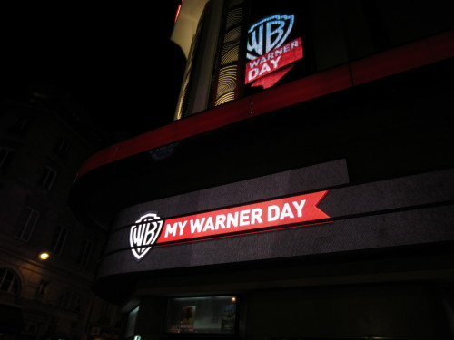 my warner day grand rex
