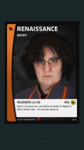 Mary hero corp