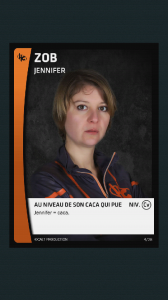 Jennifer hero corp