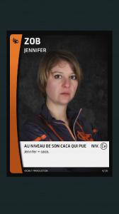 Jennifer hero corp