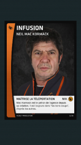 Mac Kormack hero corp