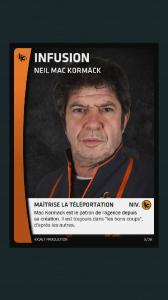 Mac Kormack hero corp