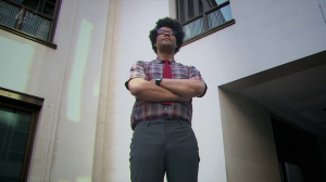 Moss the IT crowd