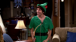 Howard the big bang theory