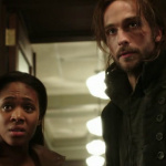 Abbie Mills et Ichabod Crane Sleepy Hollow