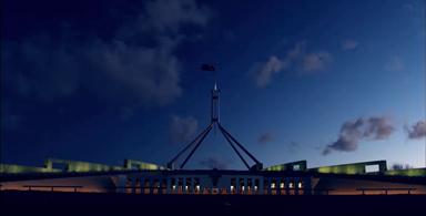 parlement australien canberra