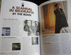 a scandal in belgravia by the book