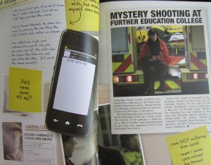 sherlock the casebook - a study in pink