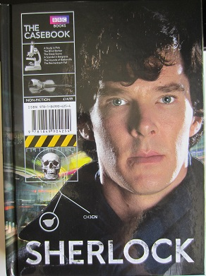 sherlock the casebook