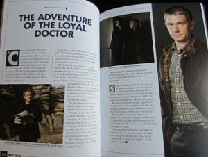 the adventure of the loyal doctor