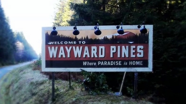 welcome to wayward pines