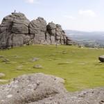 Dartmoor, hay tor