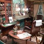 salon musee sherlock holmes meiringen