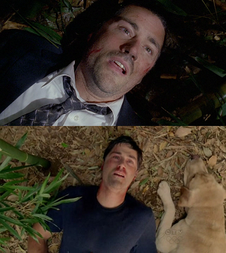 jack lost first and last scene