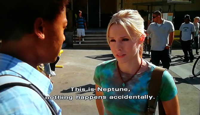 this is neptune nothing happens accidentally
