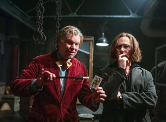 inside no9 misdirection